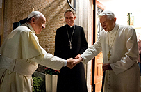 Spotkanie papie�y
