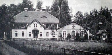 Krzeszów – klasztor zamieniony na obóz