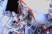 Rosyjscy kosmonauci zainstalowali kamery na MSK