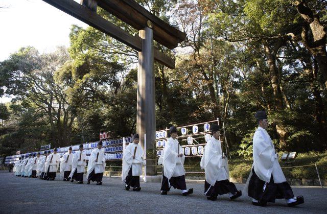 Japonia wita Nowy Rok