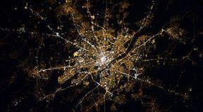 Kosmiczne zdjęcia Polski