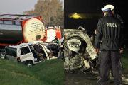 Najtragiczniejsze wypadki z udzia�em pijanych kierowc�w