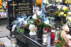 Miłość aż po grób