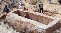 Nieznany grobowiec władcy Egiptu sprzed 3800 ...