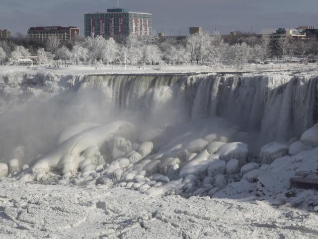 Zamarzni�ta Niagara
