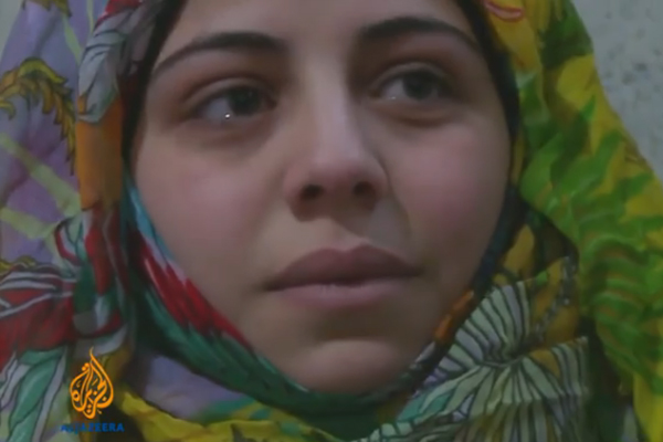 14-letnia Hanifa