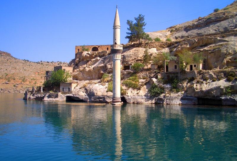 Halfeti - zatopione miasto w Turcji - WP Turystyka