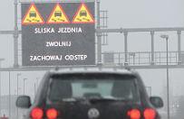 Bardzo trudne warunki drogowe w woj. �wi�tokrzyskim