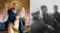 """Św. Jacek i """"pancerny baron"""" – dwóch Jacków z Kamienia Śląskiego"""