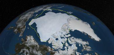 Ocieplenie Arktyki - nietypowe w skali 44 ...