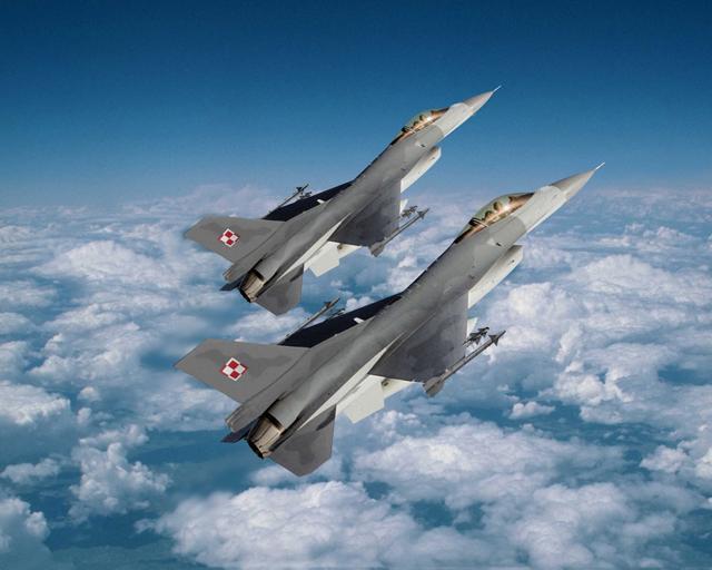 Najpopularniejszy samolot bojowy na świecie