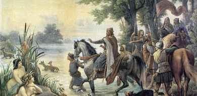 1200 lat temu zmarł cesarz Karol Wielki