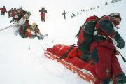 Oni zginęli pod śniegiem. Największe zimowe tragedie
