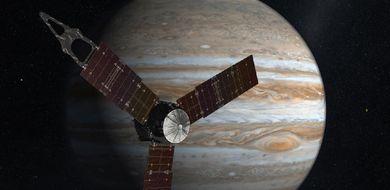 Wędrówka Jowisza w Układzie Słonecznym