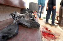 Zamach w Bengazi: zgin�y co najmniej 22 osoby