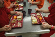 Więzienne jedzenie z całego świata