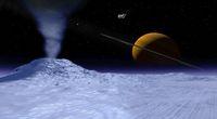 Ziemskie życie mogło zawędrować na księżyce