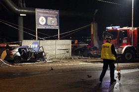 Tragiczny po�cig za BMW. Kierowca aresztowany