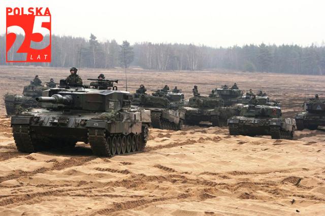 To największe sukcesy polskiej armii w ciągu 25 lat