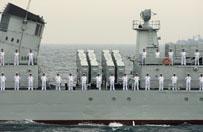 """Chiny szykuj� si� do """"nag�ej, okrutnej i kr�tkiej wojny"""" na morzu. Wielkie manewry marynarki wojennej"""
