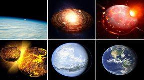Niezwykłe oblicza Ziemi