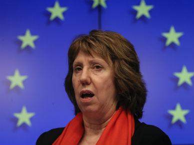 Ekspert: Ashton nie by�a g�osem UE, ale mia�a sukcesy