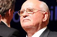 Gorbaczow: w�adze Ukrainy nie post�powa�y demokratycznie