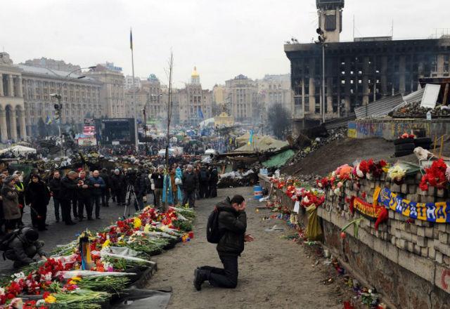 Sytuacja na Ukrainie - zdj�cia