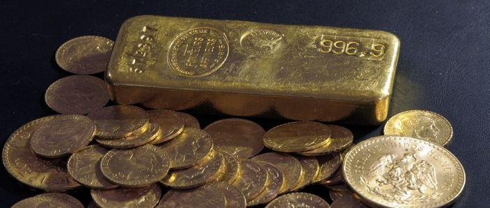 Kraje z największymi rezerwami złota na osobę