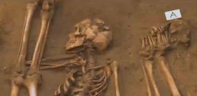 Cmentarzysko z czasów nieznanej zarazy