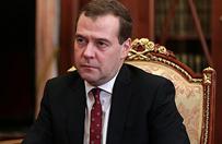 Dmitrij Miedwiediew: na Ukrainie chcemy stosunków z tymi, którzy nie przelali krwi
