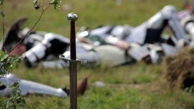 Poszukiwania grobów rycerzy poległych pod Grunwaldem