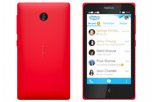 MWC 2014: Nokia X, X+ i XL