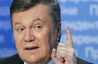 Wiktor Janukowycz poszukiwany mi�dzynarodowym listem go�czym