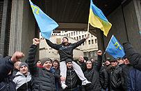 Ukrai�skie MSW przerwa�o poszukiwania Wiktora Janukowycza na Krymie