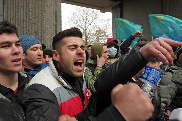 Krym - trudne s�siedztwo Rosjan, Ukrai�c�w i Tatar�w