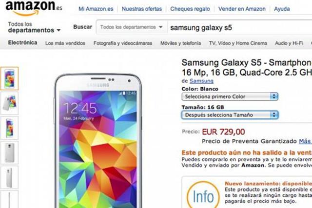 Znamy cenę Samsunga Galaxy S5