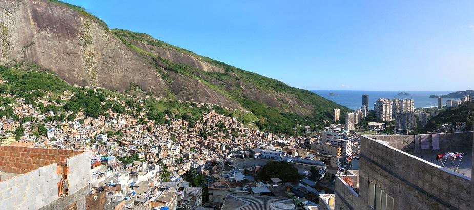Brazylia Slumsy W Rio Hitem Mundialu WP Turystyka