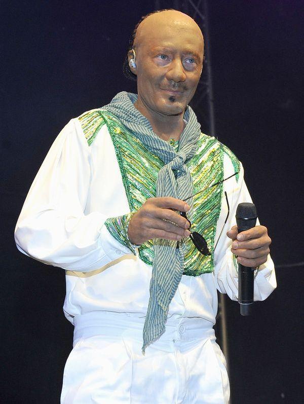 Marcin Totoszko jako... Stevie Wonder