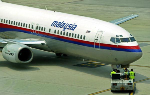 Samolot linii Malaysia Airlines z 239 osobami na pok�adzie run�� do morza?