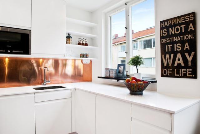 pomys� na kuchnię z charakterem wp dom