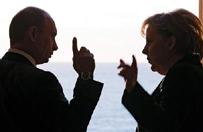 Prof. Stempin dla WP.PL: Merkel nigdy tego Putinowi nie daruje
