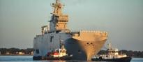 Minister Le Drian: w październiku decyzja w sprawie sprzedaży Mistrali Rosji
