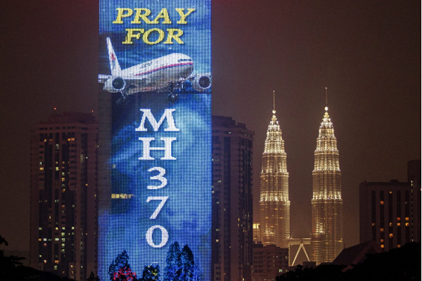 Kuala Lumpur z niepokojem czeka na nowe wie�ci ws. zaginionego boeinga