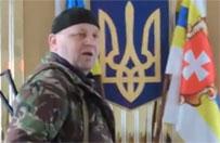 Ukrai�ski Prawy Sektor obiecuje zemst� szefowi MSW