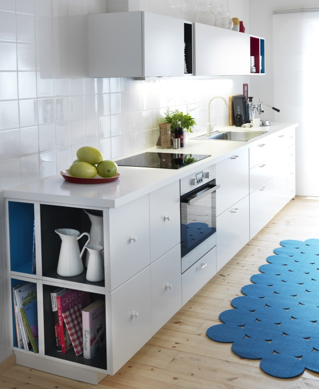 Aranżacja kuchni na każdą kieszeń Nowe kuchnie IKEA   -> Kuchnia Ikea Adel