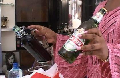 Tak za granicą reklamują polskie piwo...