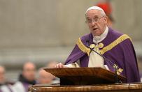 Papie� Franciszek przewodniczy� liturgii pokutnej
