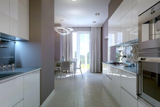Nowoczesna kuchnia dobrze urządzona  Dom  WP PL -> Funkcjonalna Kuchnia Nowoczesna