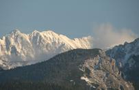 W Tatrach spad� pierwszy �nieg. TOPR ostrzega turyst�w